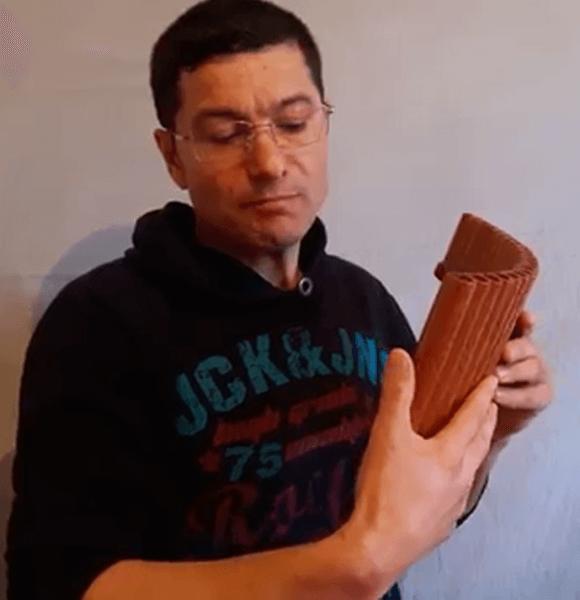 флейта пана правильный большой