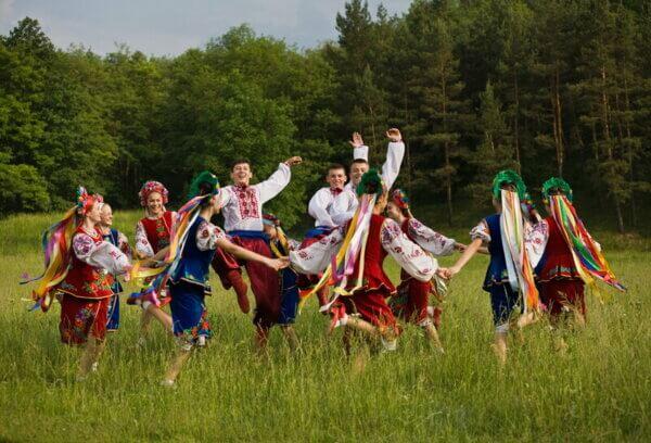 украинские мелодии